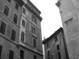 The Streets of Italy- 2 by Seree-chan