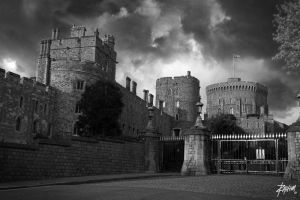 Windsor Castle by TRexChomp