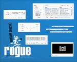Rogue Winamp Classic by Nylons