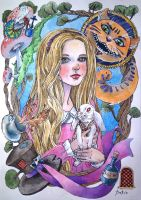 Her name is Alice by DariaGALLERY