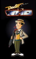 The 7th Doctor by CPD-91