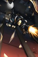 Taskmaster by lastscionz by ZEROresolution