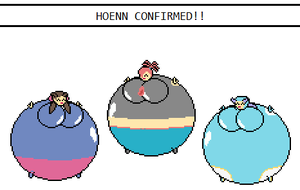 -REQUEST- Hoenn confirmed party by Sergy92