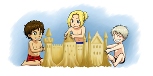 APH: Sandcastle by zulenha