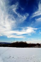 + The Sky + by WinGzx87