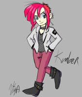 Kimber redesign by starlightv