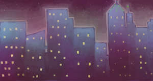 City by meiows