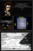 Glitchy RED: Page 16 by 3days777