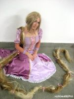 Rapunzel cosplay by uchimakiPro