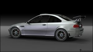 BMW M3 GTR Custom 2 R1 by RJamp