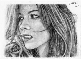 Kate Beckinsale by LandinDesign