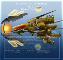 """R-9SK2 """"Dominions"""" by Wes2299"""