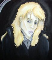 The Vampire Lestat by skullbunnie