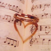 Love for music by Iulia-Oprinesc
