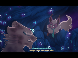 Cave exploration by SpaceSmilodon