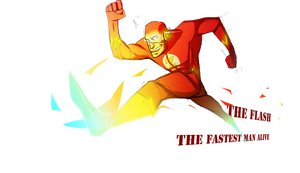 Fastest man alive by Toxandreev