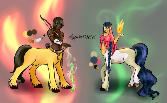 Centaur adopts 4: CLOSED by Aspire1988