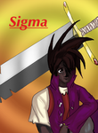 Sigma for Nonimus by ryupower