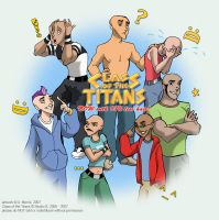 BALD Class of the Titans by celaeno-podarge