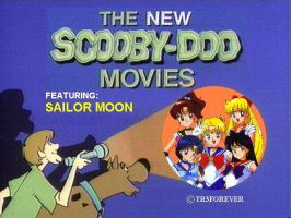 Today, Scooby Doo Meets Sailor Moon! by tr3forever