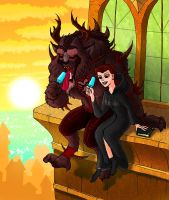 Heartless and Nobody by beastiar-Veter