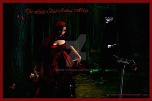 The Little Red Riding Hood by MooNyPiNk