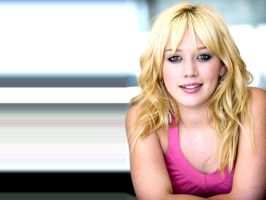 Hilary Duff by Franatix