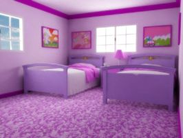 Child Room by MS4d
