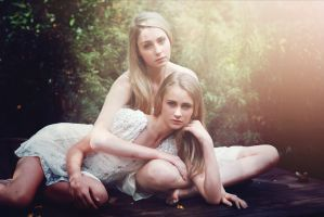 sisters by caitlin-may