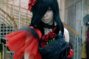 Asagi 7th rose by KaariRika