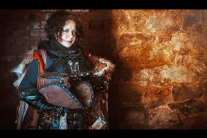 Warhammer 40k Cosplay - Ordo Hereticus Inquisitor by alberti