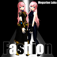 Megurine Luka English - Fashion by Alelokk
