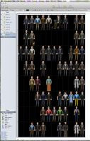 WIP - 95 Scientists - Action Figures Graphic by datazoid