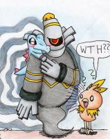 PMD2 - WTH? by Evomanaphy