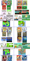 Pokemon Remakes Comparison by Chaoslink1