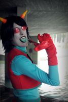 Homestuck - Give it a lick! by MinatoRN