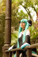 Miku - Vocaloid by shootingme