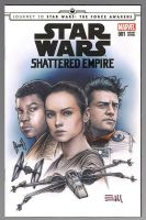 SHATTERED EMPIRE Sketch Cover Variant by Erik-Maell