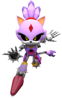 Metal Blaze Render by Nibroc-Rock