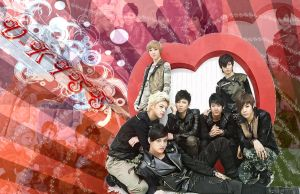 UKISS WALLPAPER 2 by YseulTristan