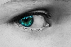 Blue eye by ceciliefrost
