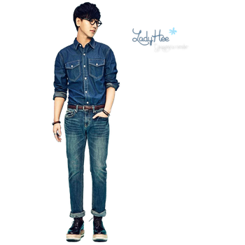 {PNG} Yesung`s render~ by LadyHee
