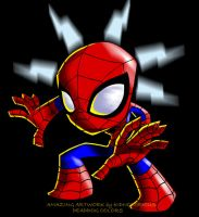 KIDNOTORIOUS' SPIDEY SENSES by DeadDog2007