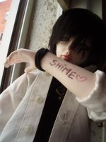 Shime Sign from Atsume by kaine-vamp