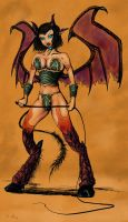 Succubus by G-i-n
