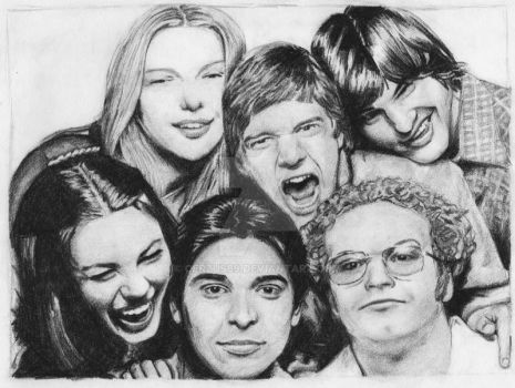 That 70's Show by Cerzus69