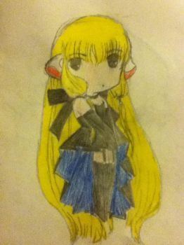 Freya from Chobits by ChaRBoB66