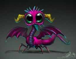 Little Dragon by noistromo