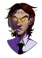 Bigby Wolf by Rad-Pax