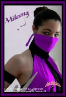 Mileena - Mortal Kombat by dreamerl85